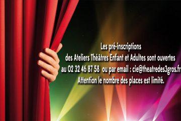 Accueil-Pré-inscriptions